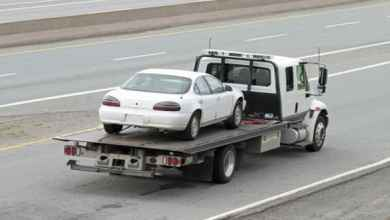 Fahrzeugtransporte