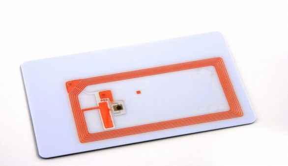 Nutzung von RFID-Chips