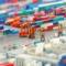 Das Logistikkonzept - Beschaffung, Produktion und Distribution